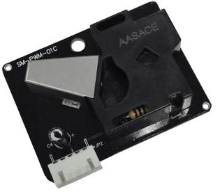粉尘传感器  Telaire SMART   SM-PWM-01C